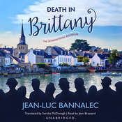 Death in Brittany Audiobook, by Jean-Luc Bannalec