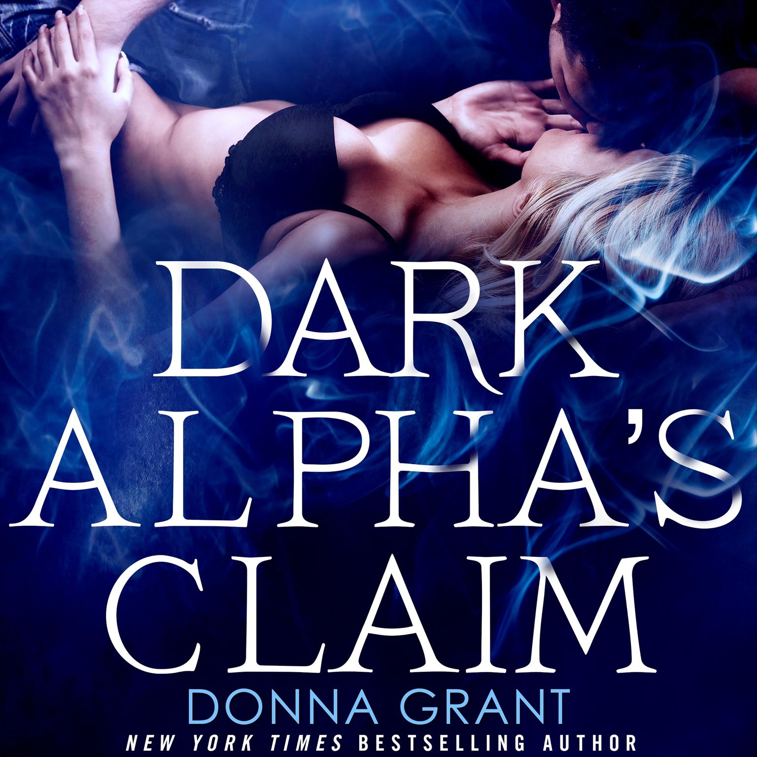Printable Dark Alpha's Claim: A Reaper Novel Audiobook Cover Art