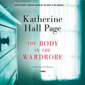 The Body in the Wardrobe Audiobook, by Katherine Hall Page