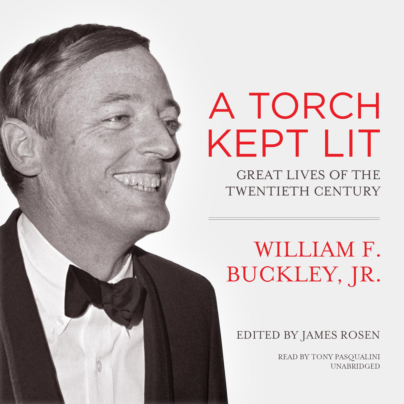 Printable A Torch Kept Lit: Great Lives of the Twentieth Century Audiobook Cover Art