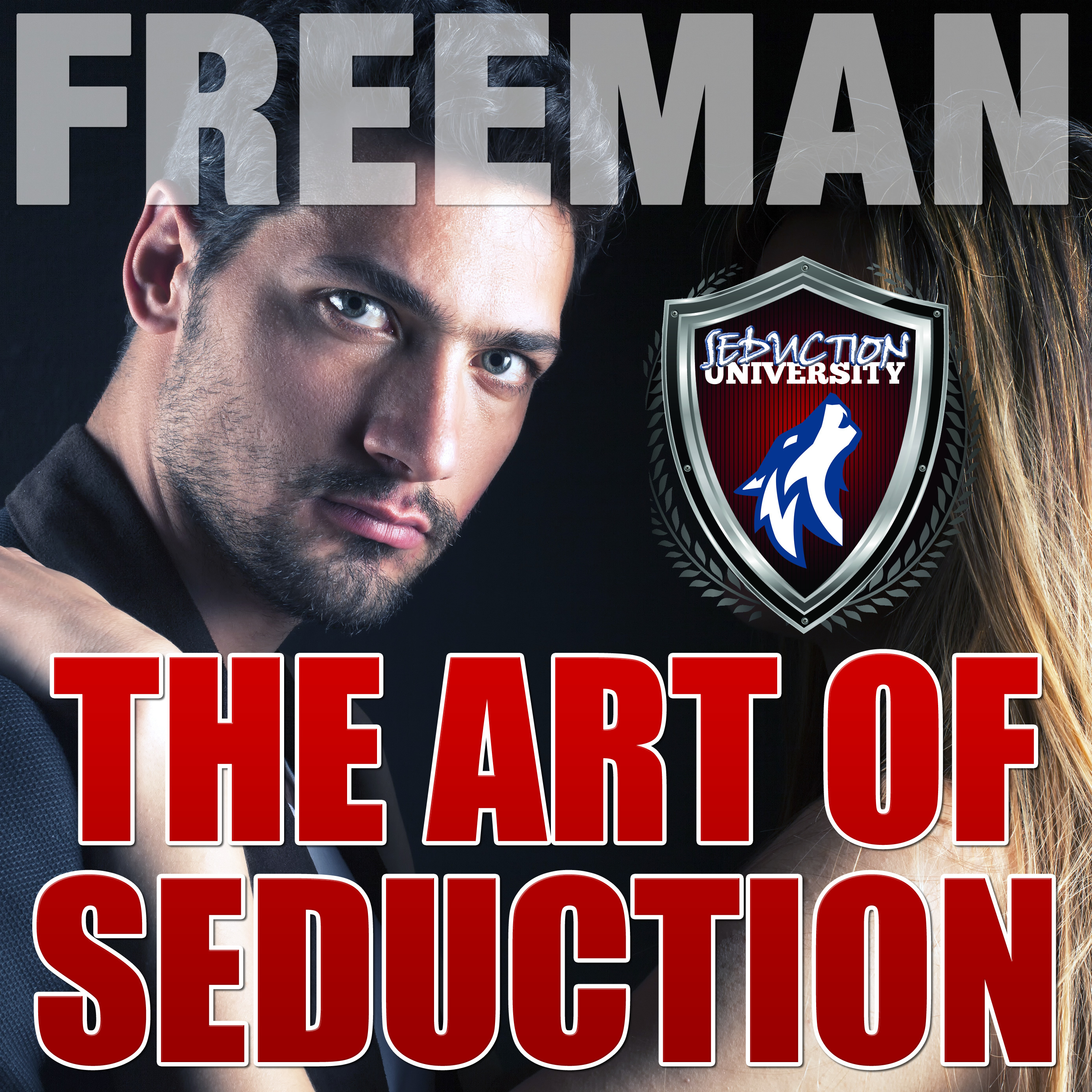Printable The Art of Seduction: How to Make Her Want You Audiobook Cover Art