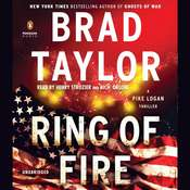 Ring of Fire: A Pike Logan Thriller, by Brad Taylor