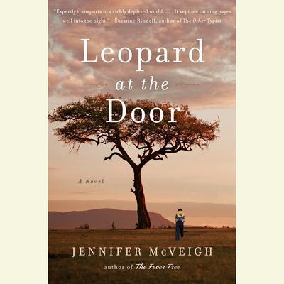 Leopard at the Door Audiobook, by Jennifer McVeigh