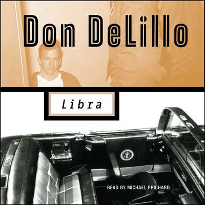 Libra Audiobook, by Don DeLillo