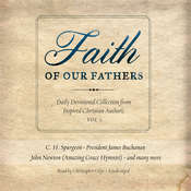 Faith of Our Fathers, Vol. 2: Daily Devotional Collection from Inspired Christian Authors, by Made for Success