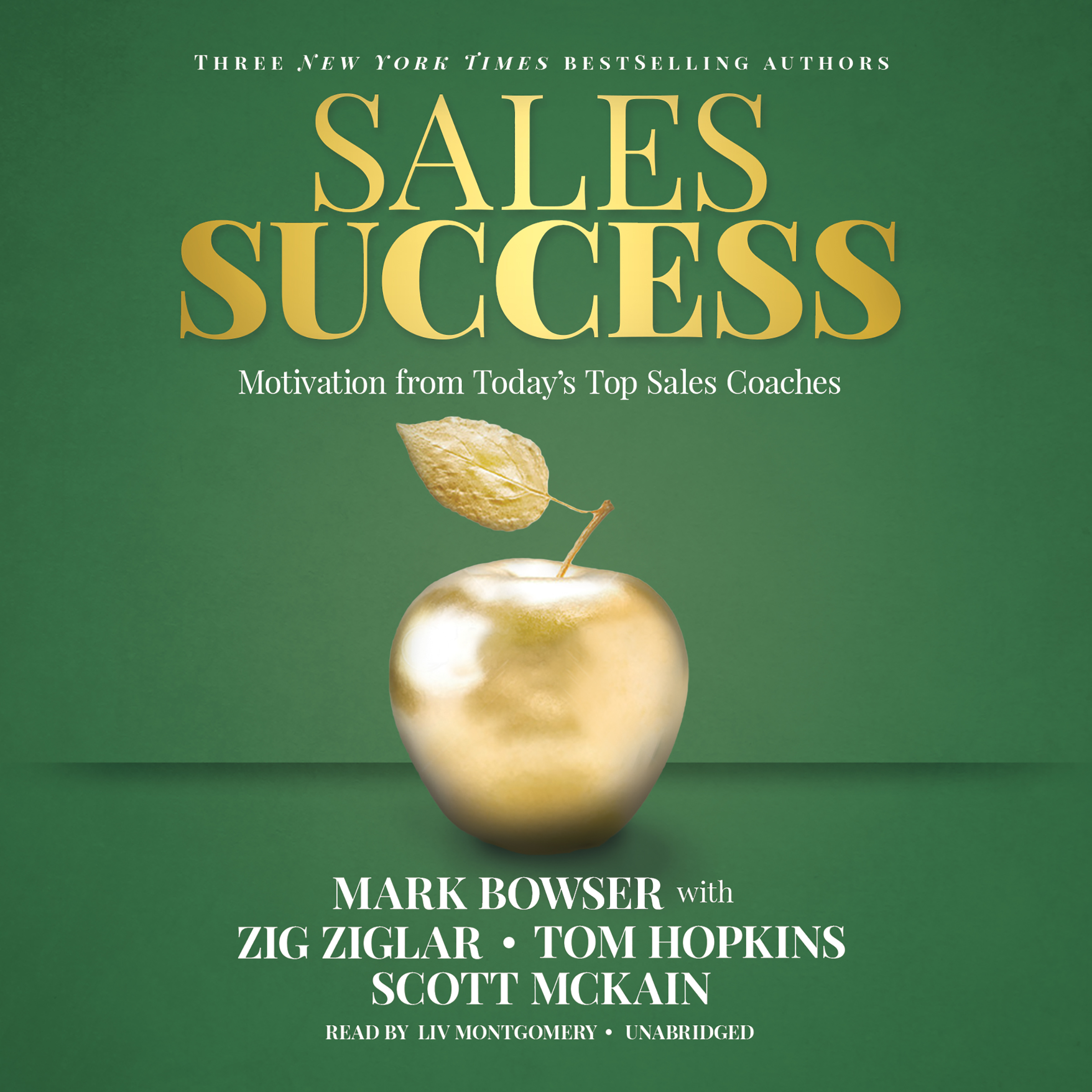 Printable Sales Success: Motivation from Today's Top Sales Coaches Audiobook Cover Art