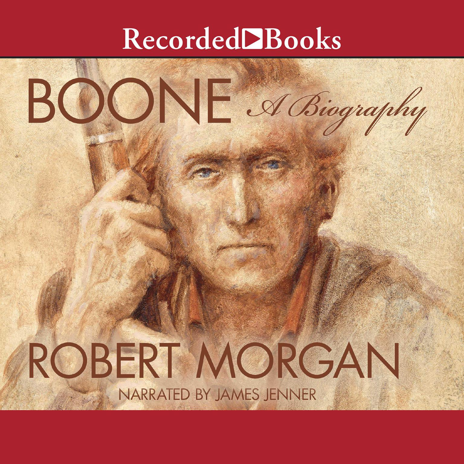 Printable Boone: A Biography Audiobook Cover Art