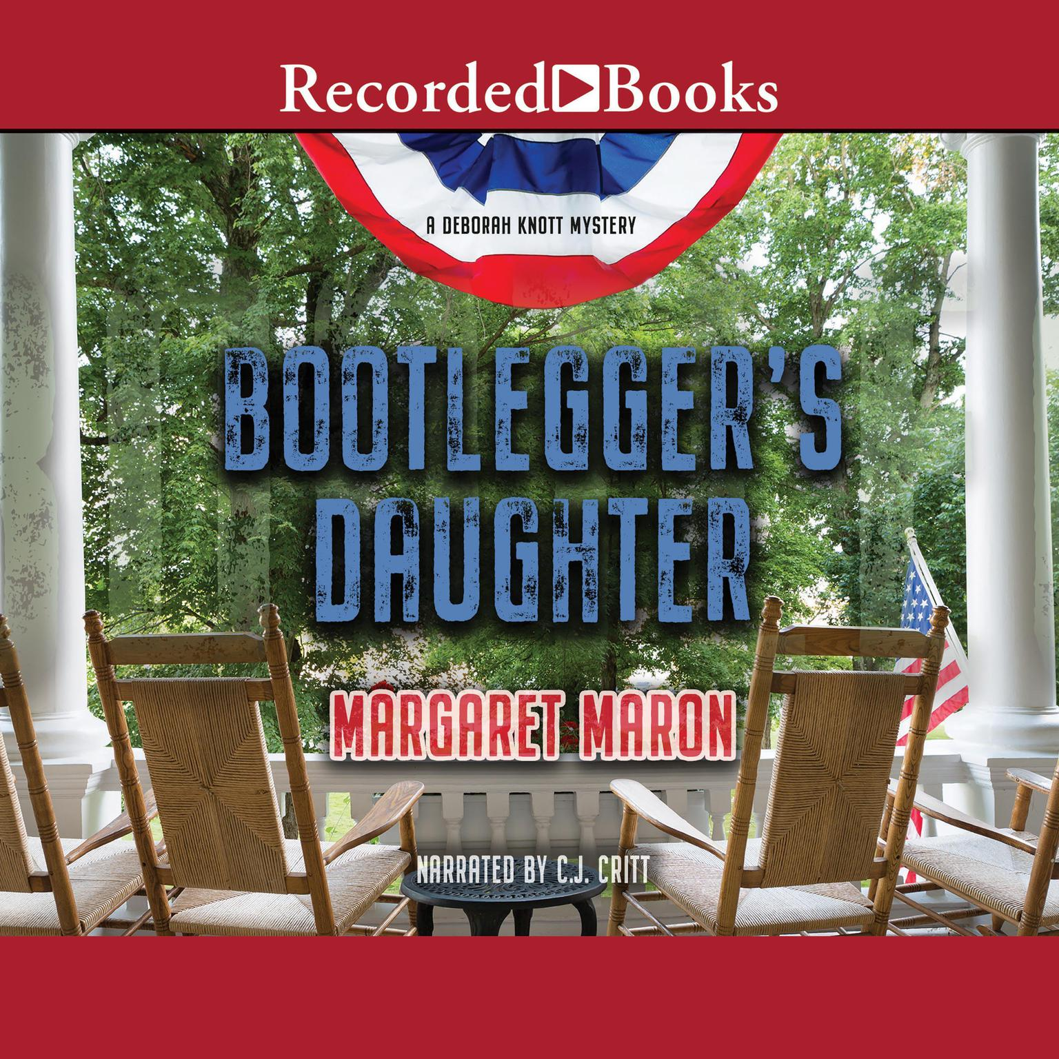Printable Bootlegger's Daughter Audiobook Cover Art