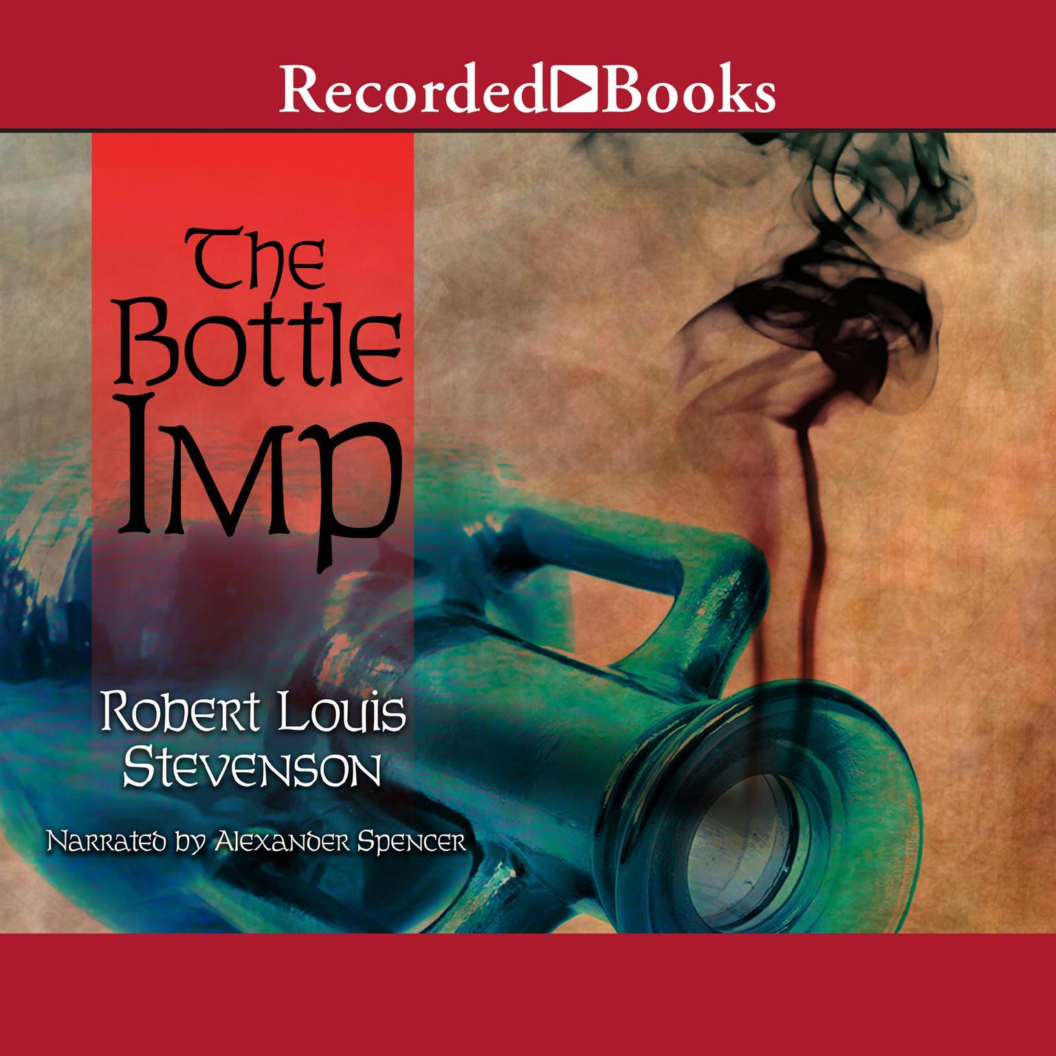 Printable The Bottle Imp and Other Stories Audiobook Cover Art