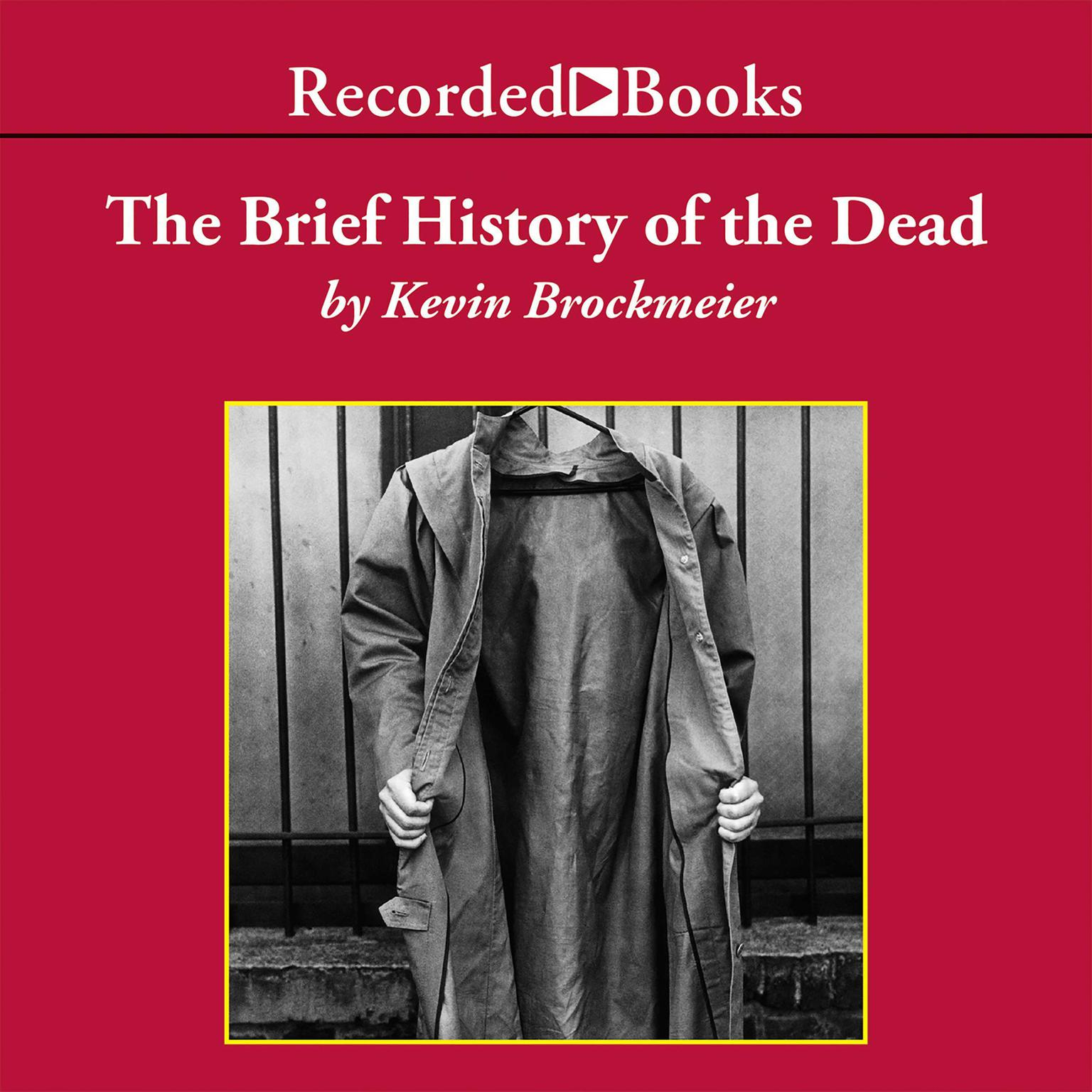 Printable The Brief History of the Dead Audiobook Cover Art