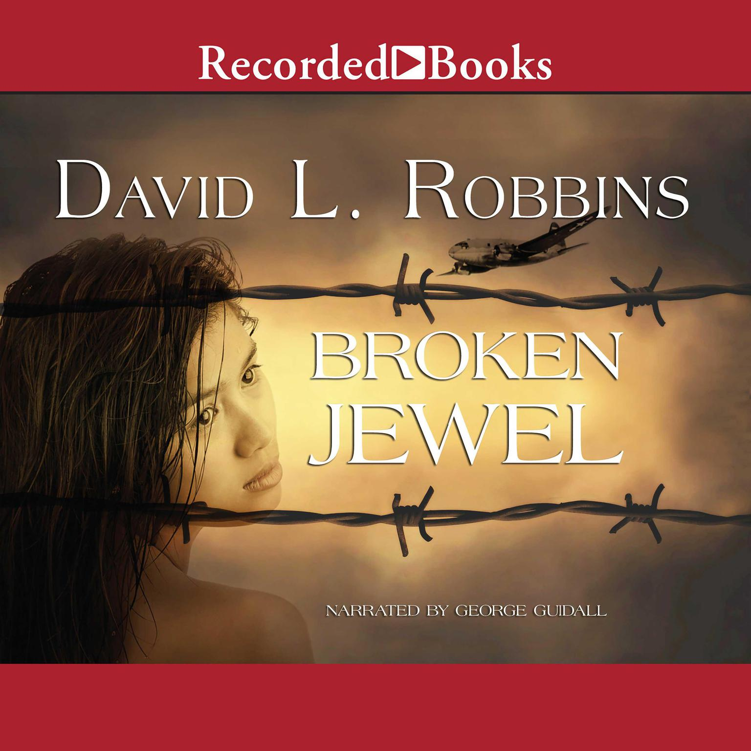 Printable Broken Jewel Audiobook Cover Art