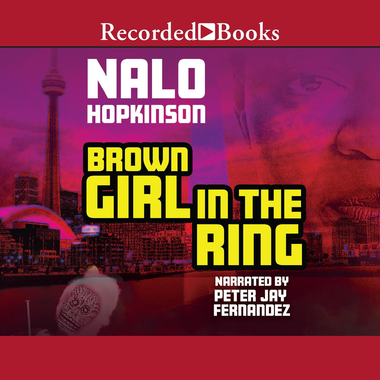 Printable Brown Girl in the Ring Audiobook Cover Art