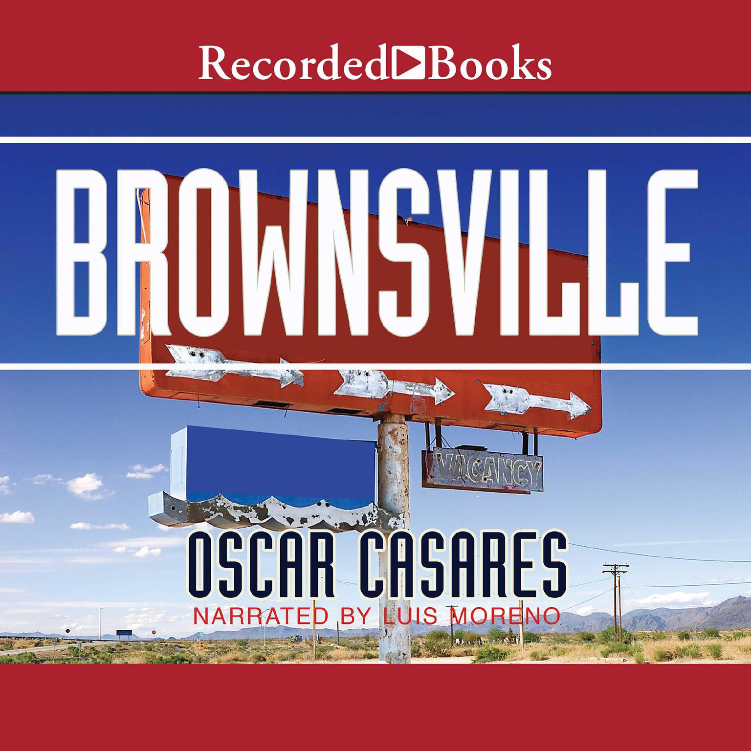 Printable Brownsville: Stories Audiobook Cover Art