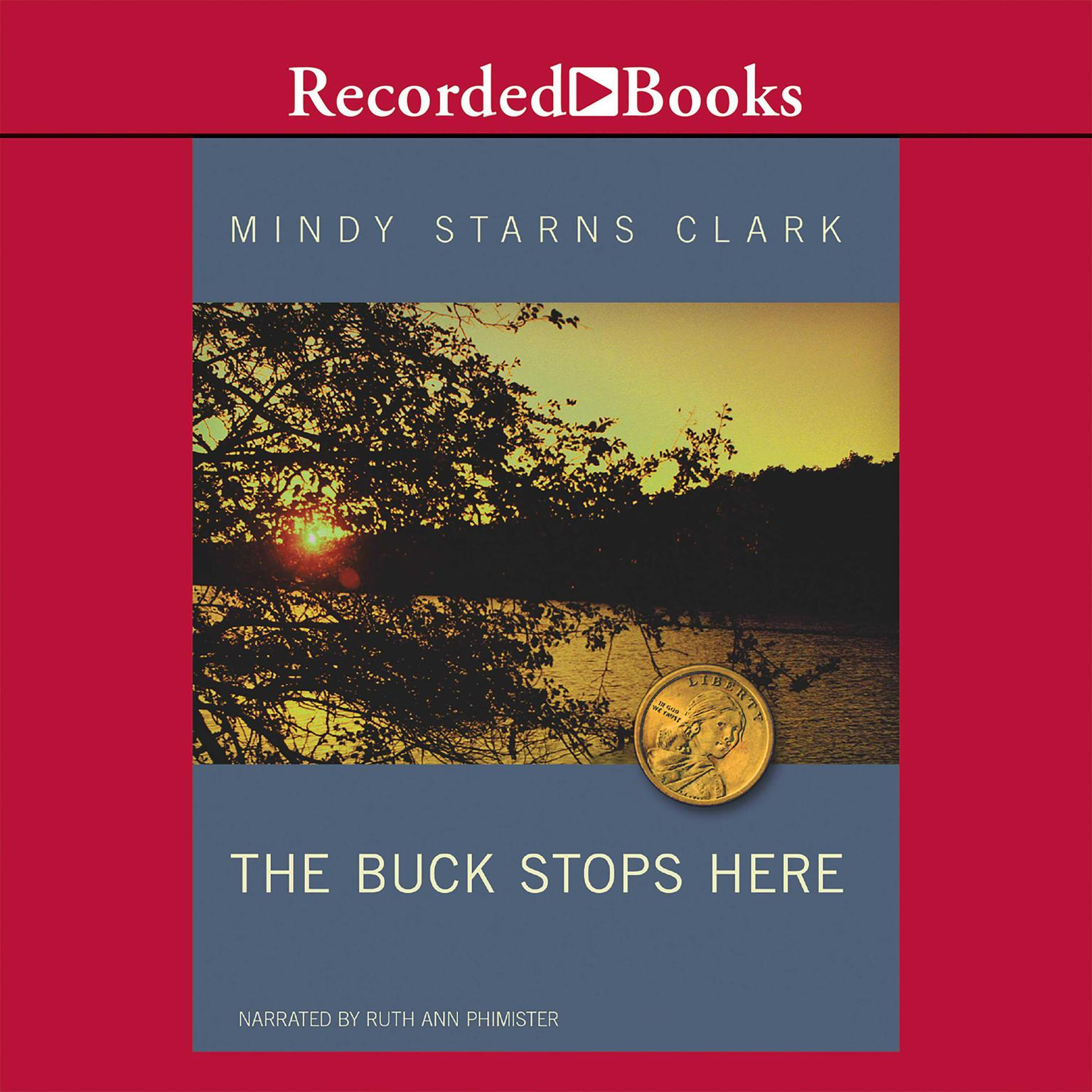 Printable The Buck Stops Here Audiobook Cover Art