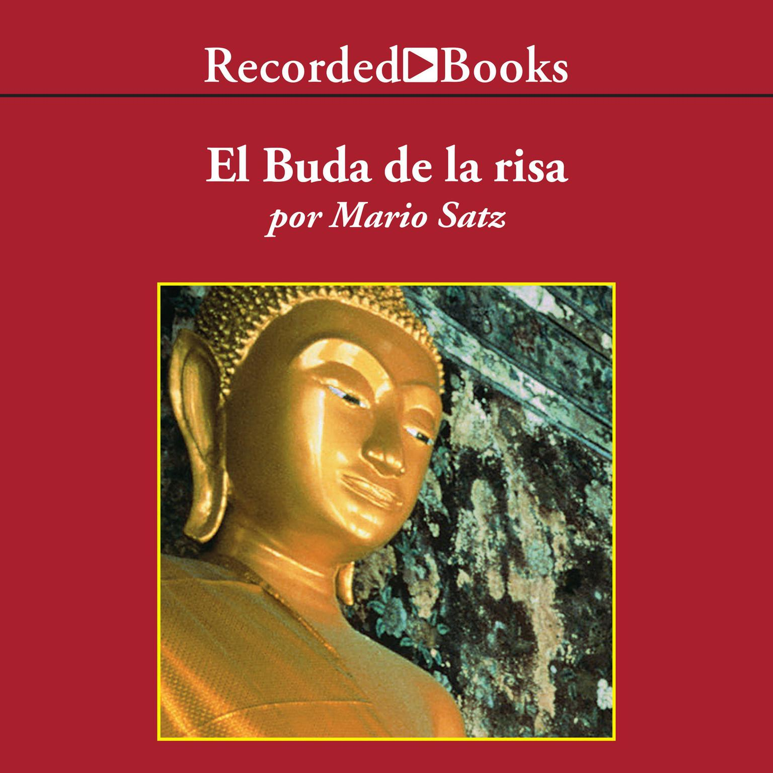 Printable buda de la risa, El Audiobook Cover Art