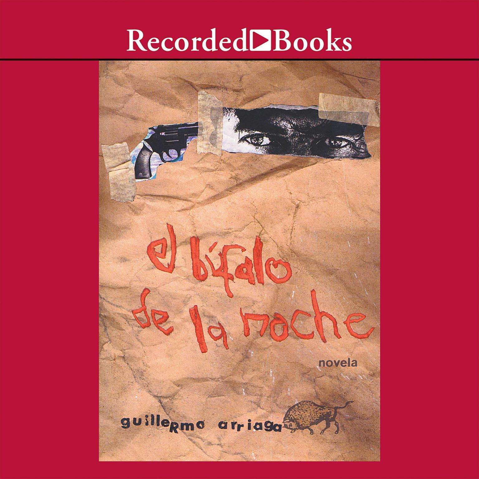 Printable búfalo de la noche, El Audiobook Cover Art