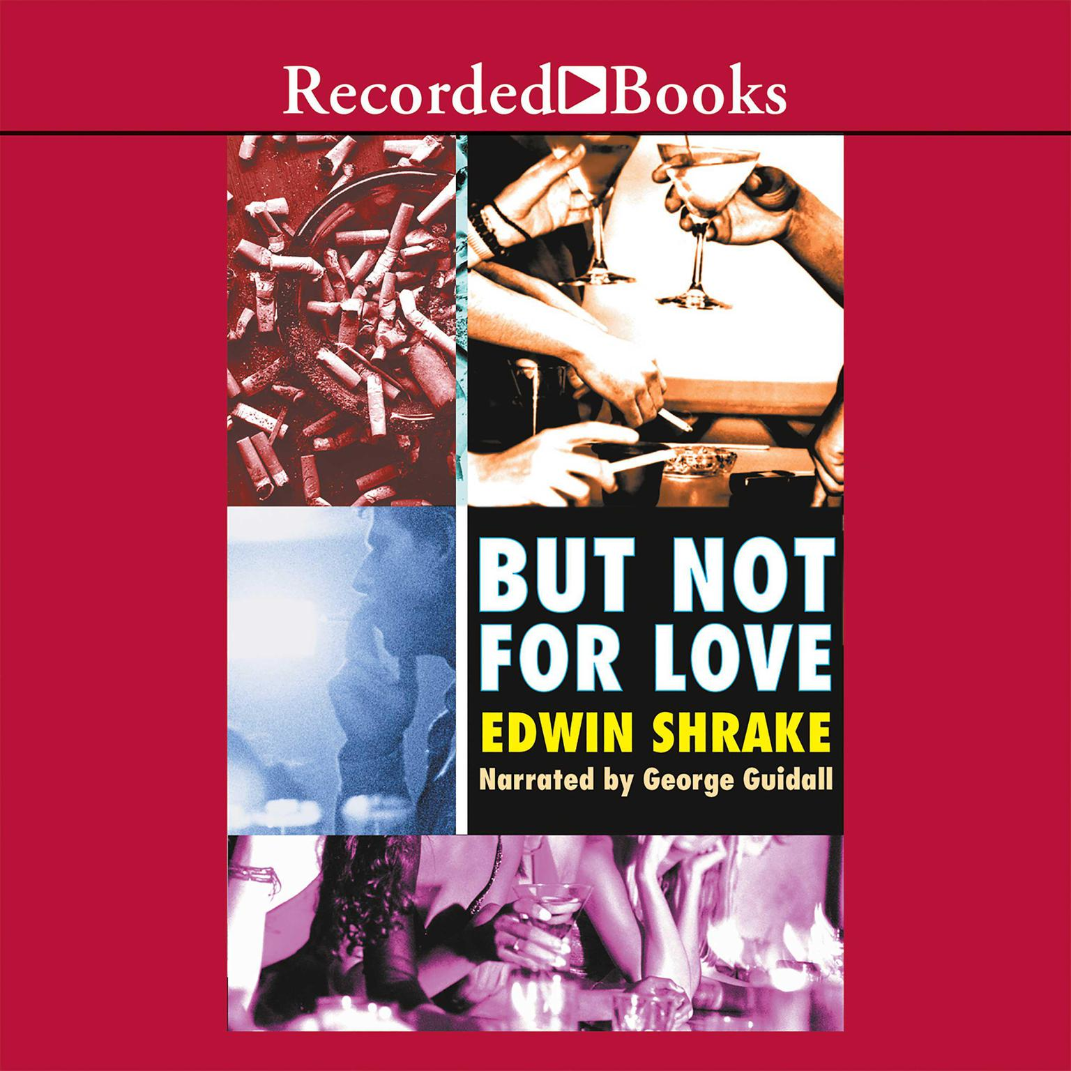 Printable But Not For Love Audiobook Cover Art