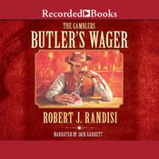 Butlers Wager Audiobook, by Robert J. Randisi