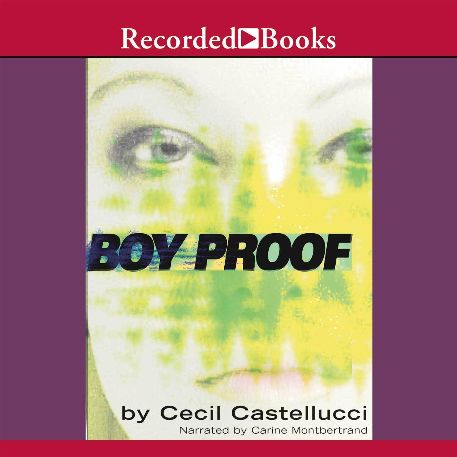 Printable Boy Proof Audiobook Cover Art