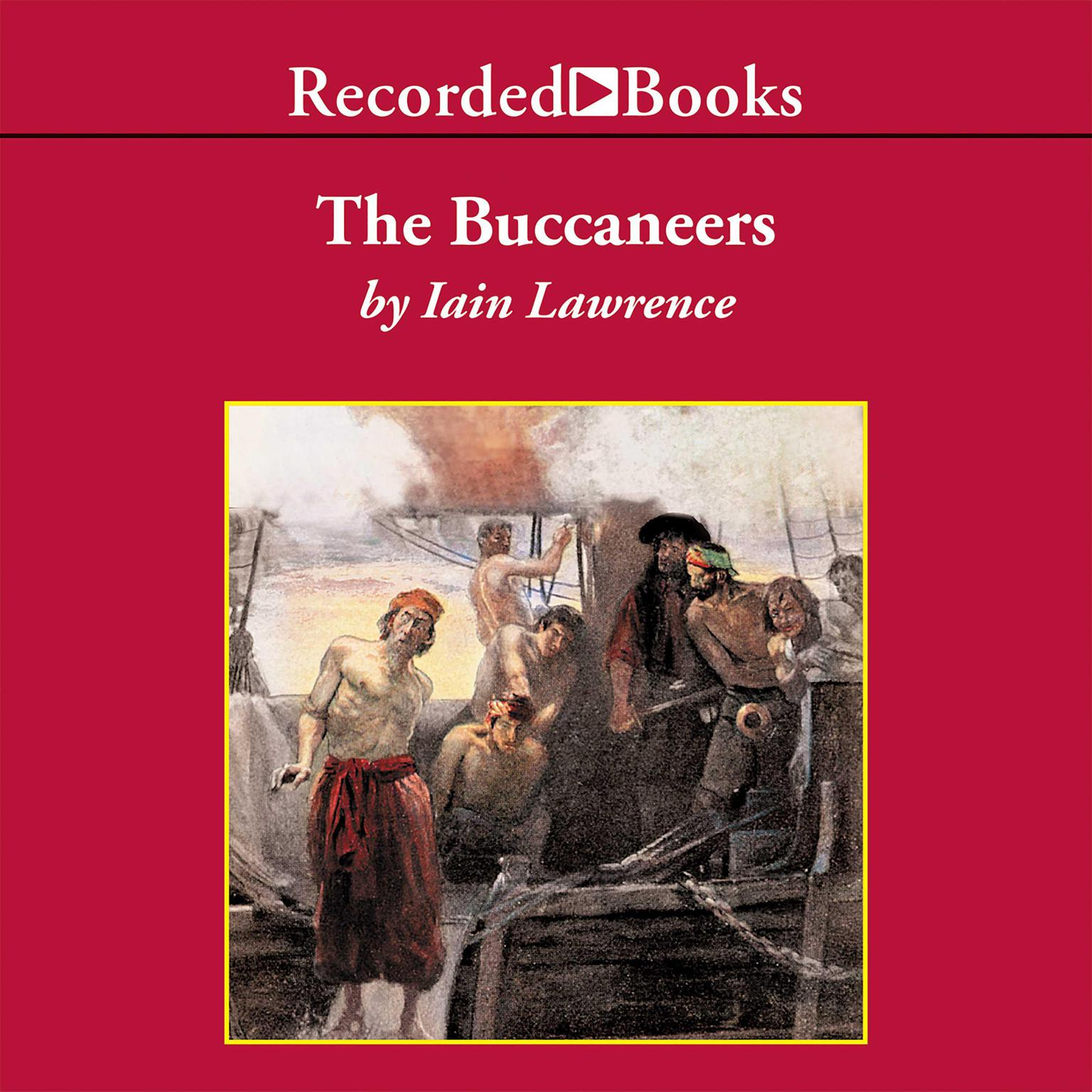 Printable The Buccaneers Audiobook Cover Art