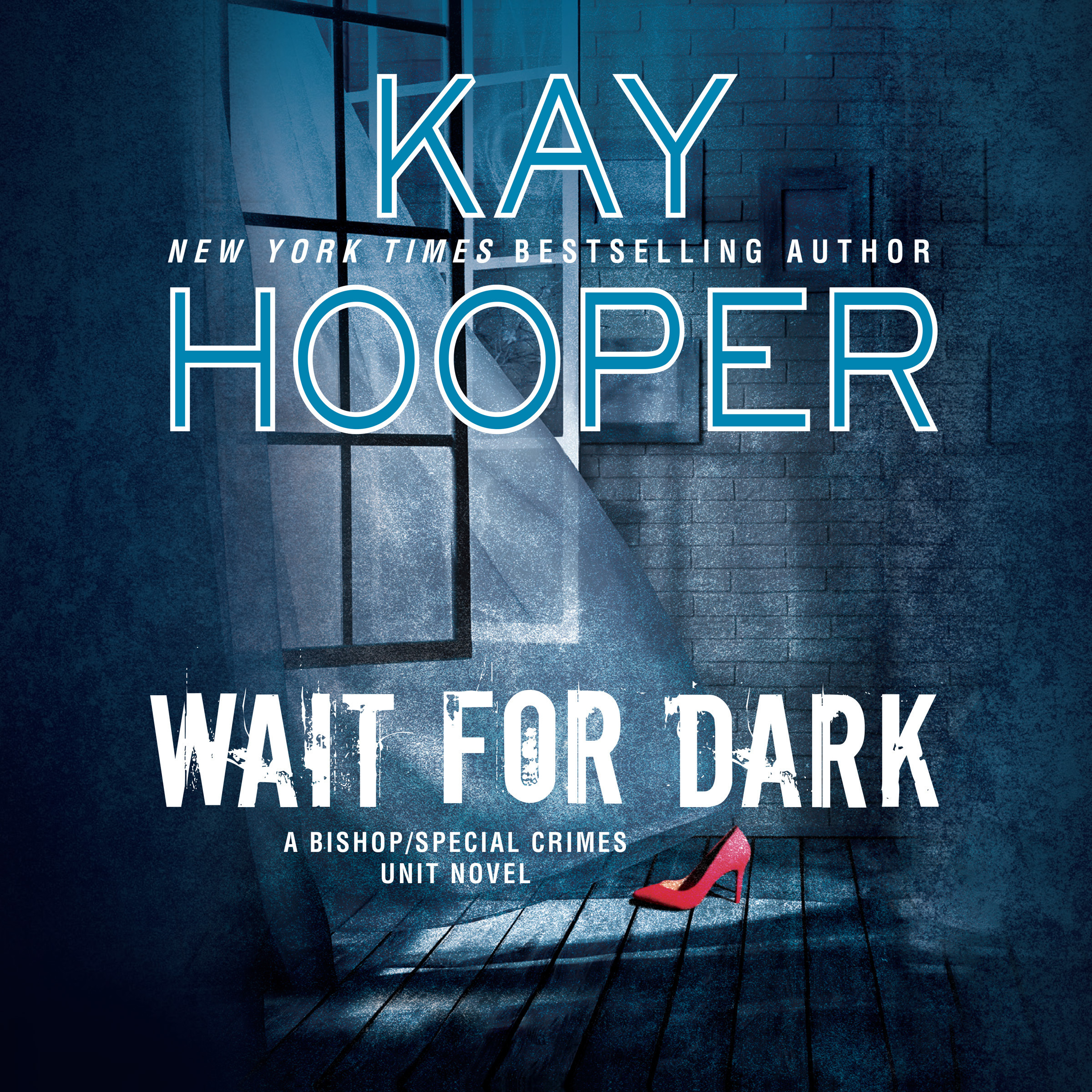 Printable Wait for Dark Audiobook Cover Art