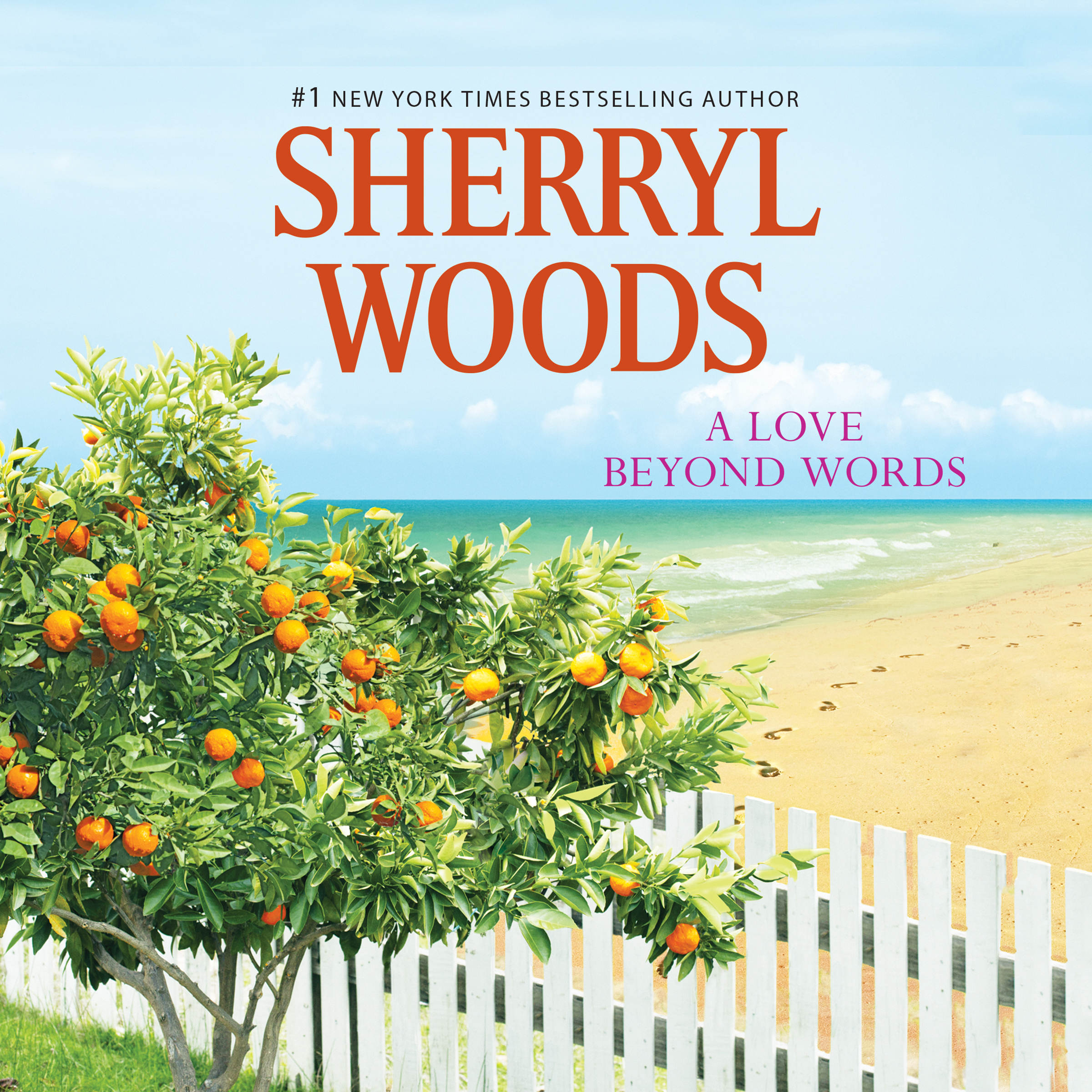 Printable A Love Beyond Words Audiobook Cover Art
