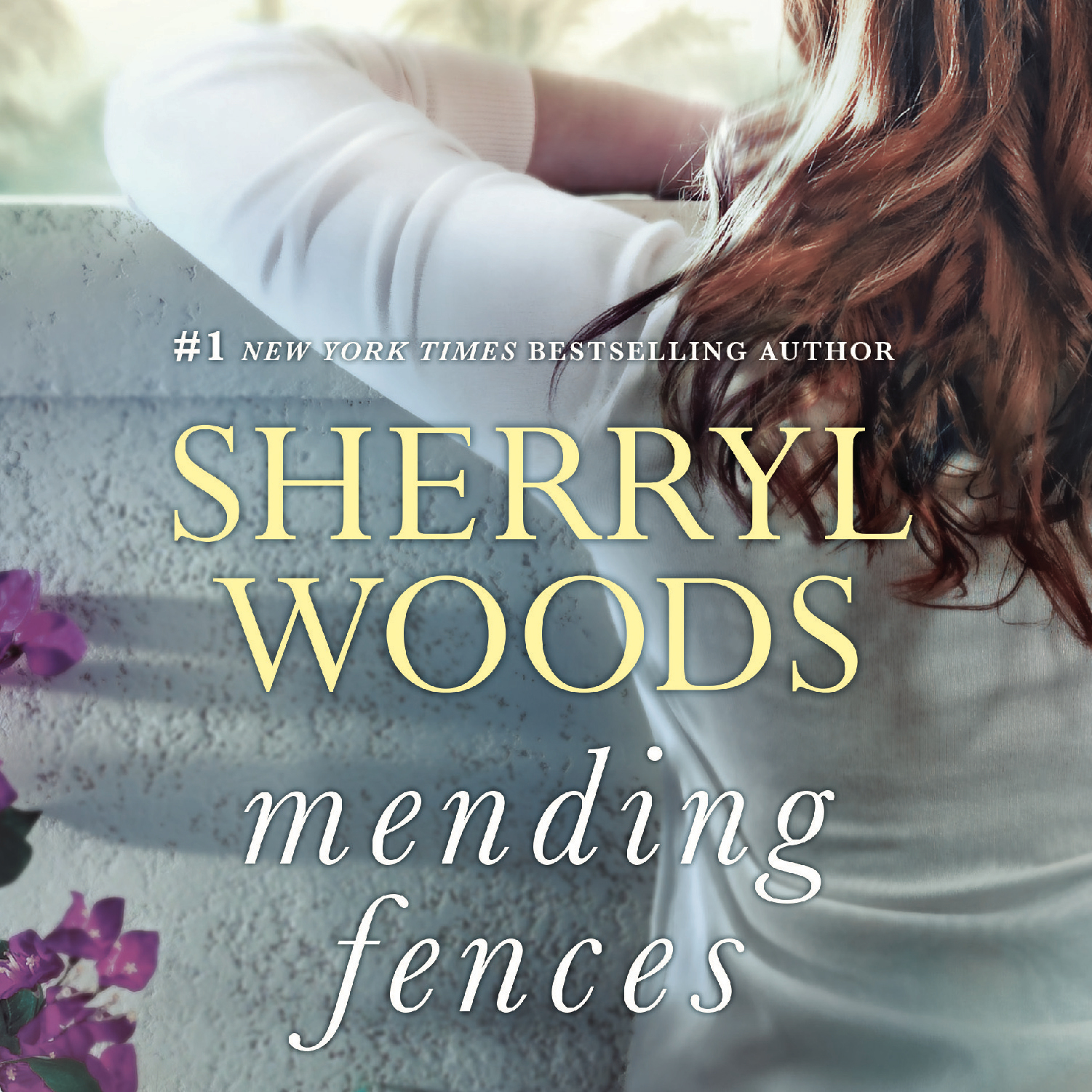 Printable Mending Fences Audiobook Cover Art