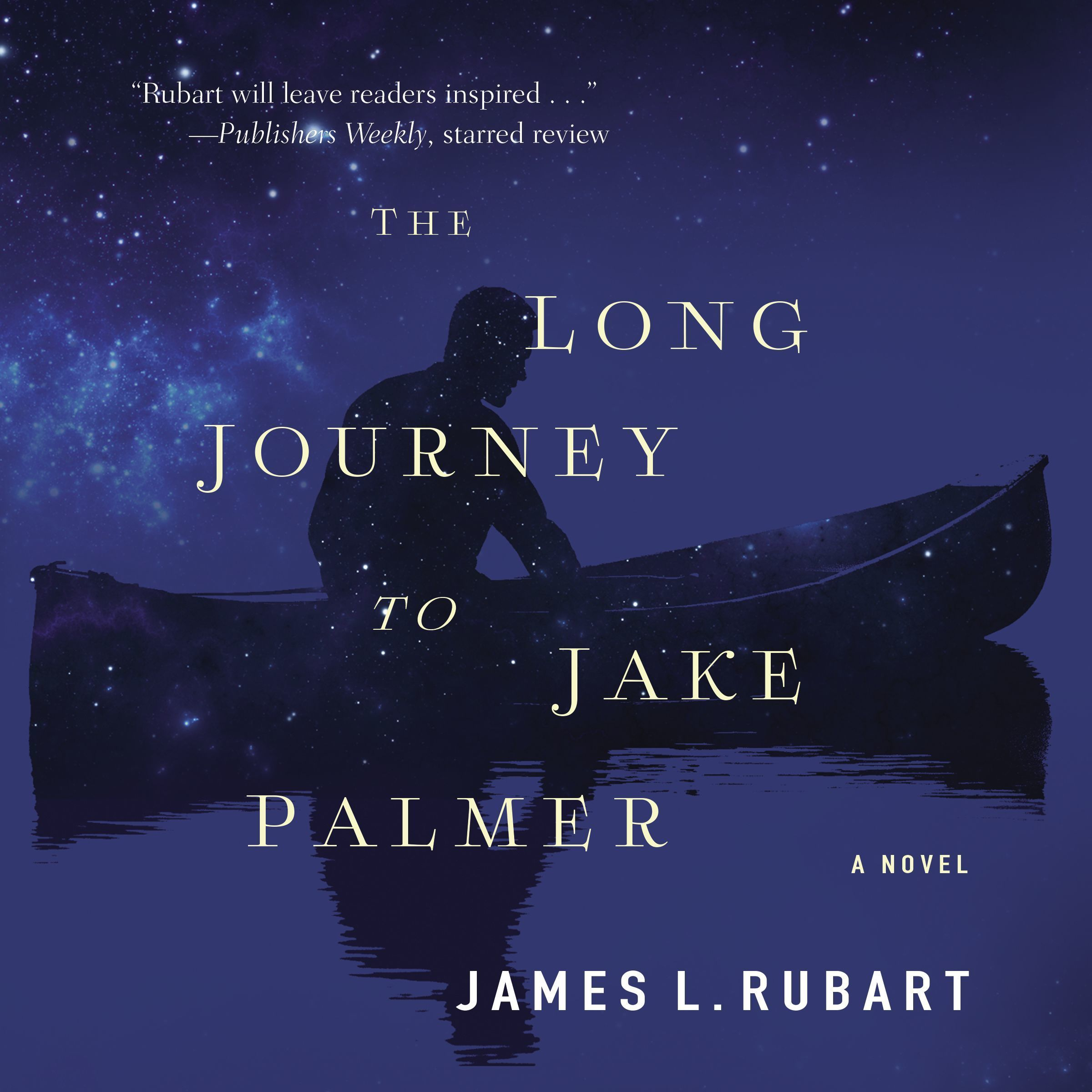Printable The Long Journey to Jake Palmer Audiobook Cover Art
