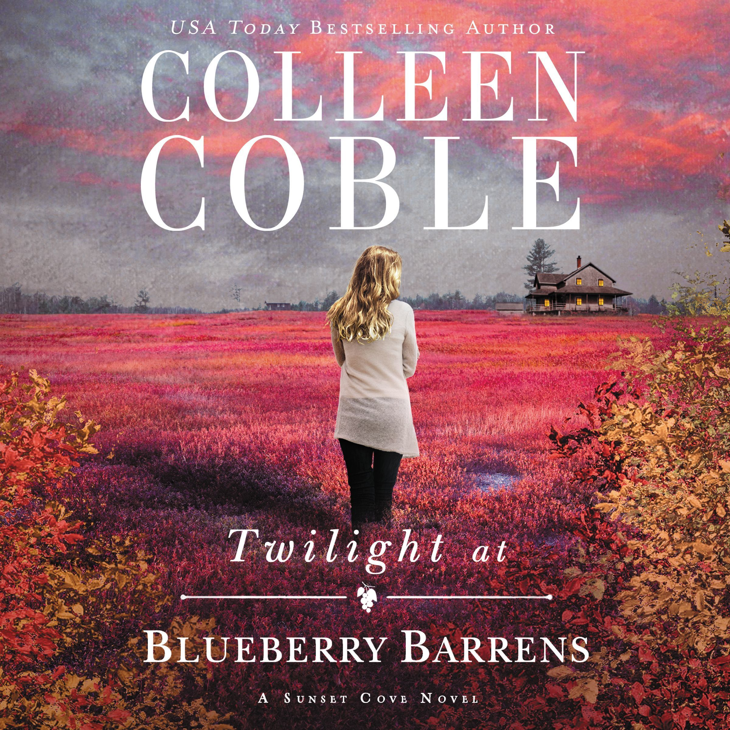 Printable Twilight at Blueberry Barrens Audiobook Cover Art