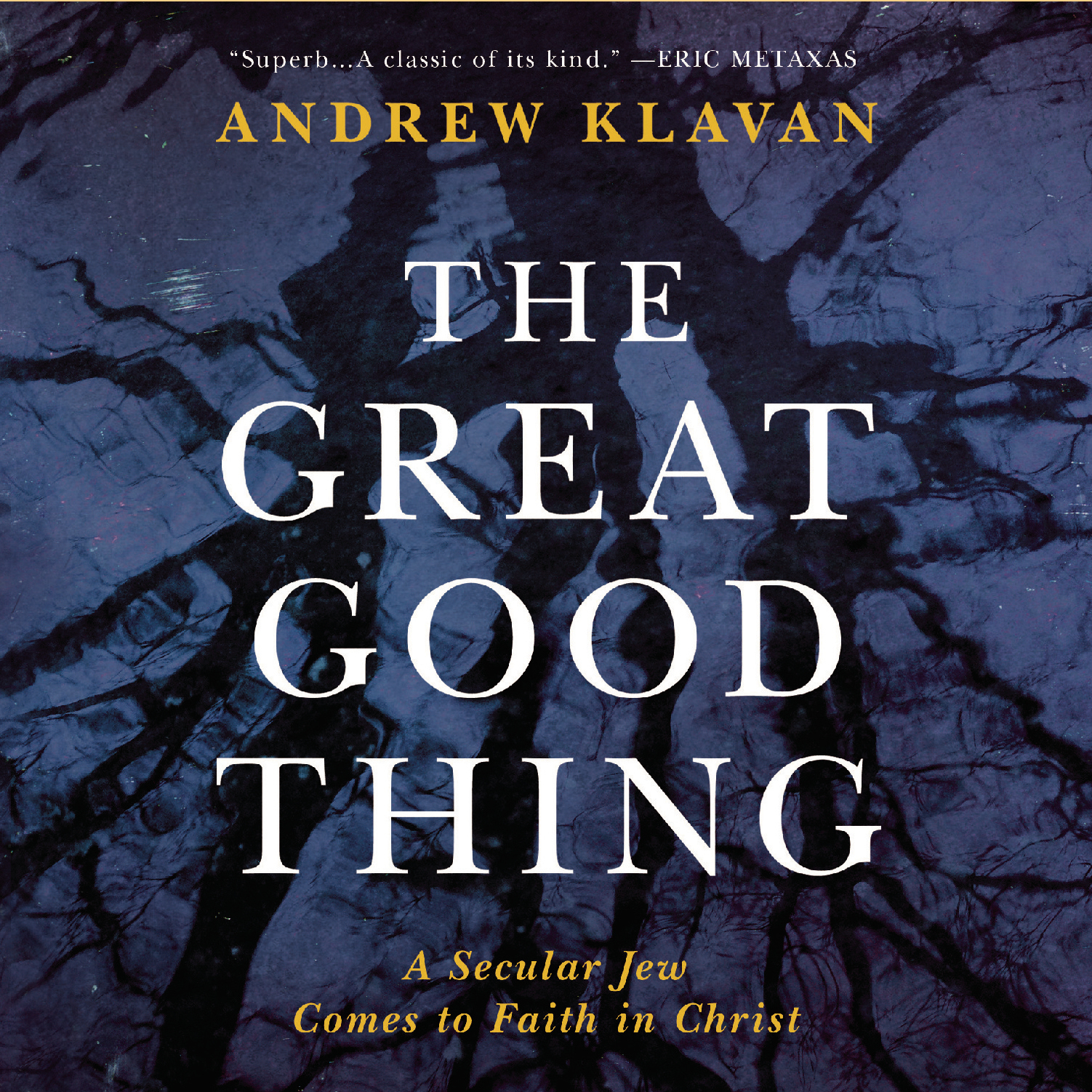 Printable The Great Good Thing: A Secular Jew Comes to Faith in Christ Audiobook Cover Art