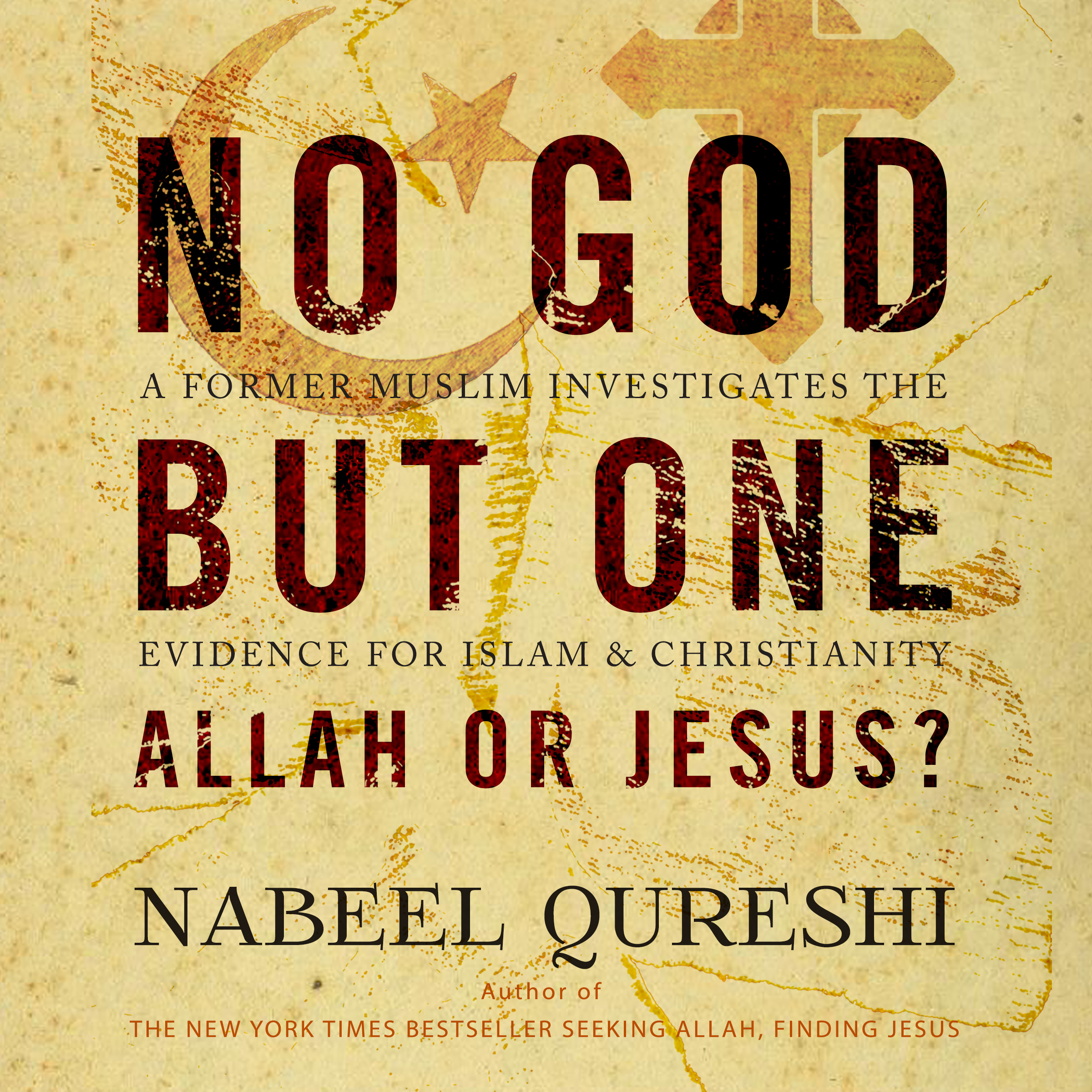 Printable No God but One: Allah or Jesus?: A Former Muslim Investigates the Evidence for Islam and Christianity Audiobook Cover Art