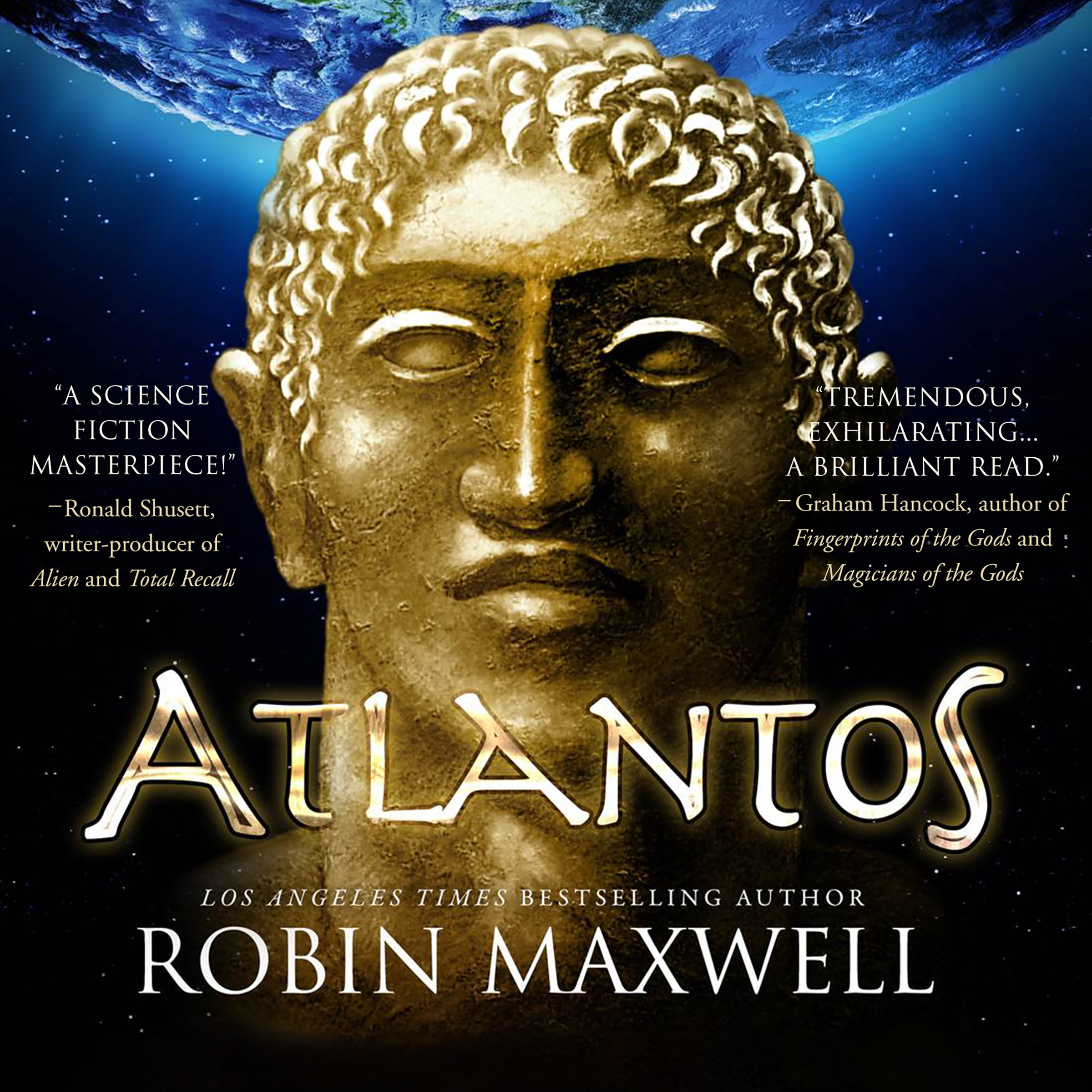 Printable Atlantos: The Early Erthe Chronicles, Book 1 Audiobook Cover Art