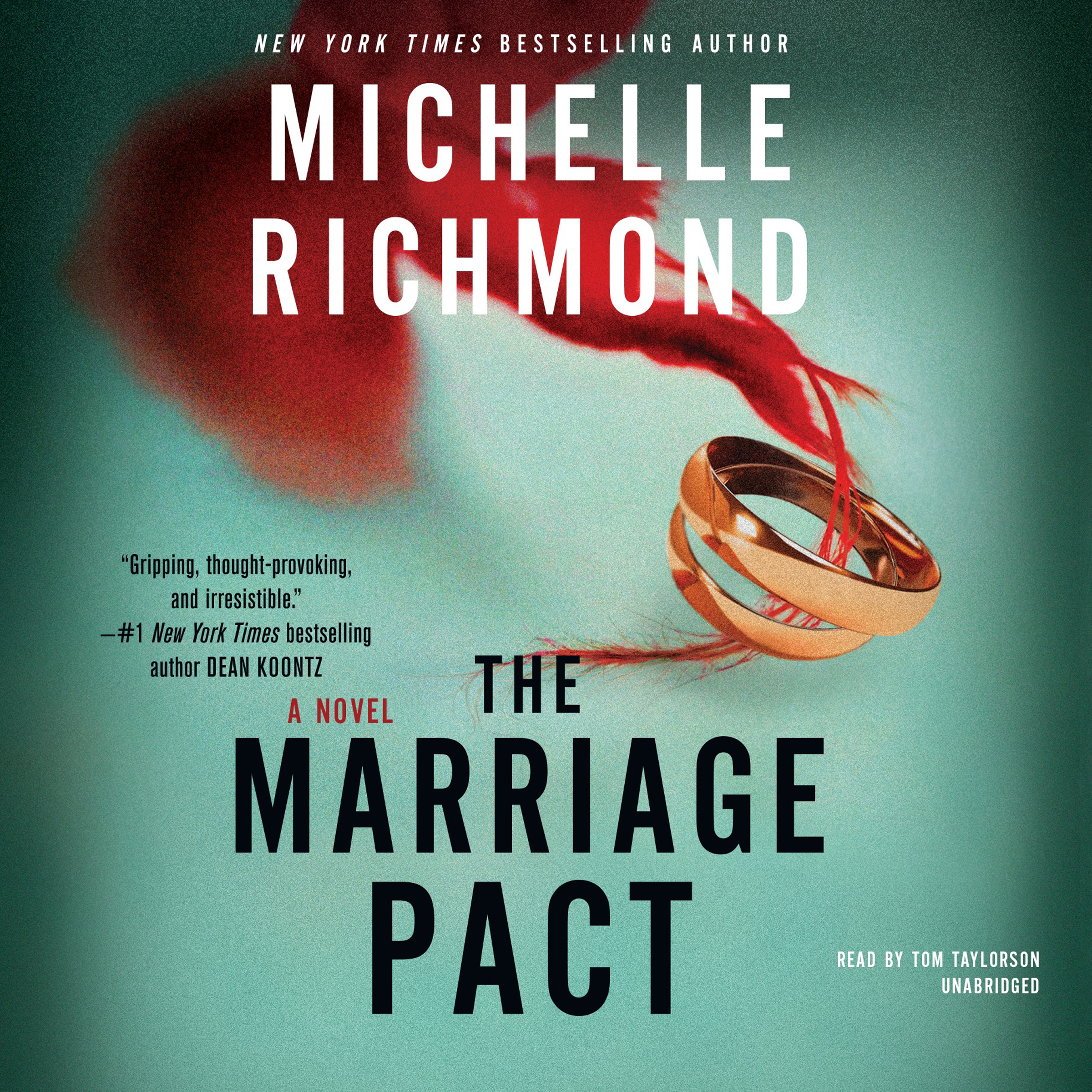 Printable The Marriage Pact Audiobook Cover Art