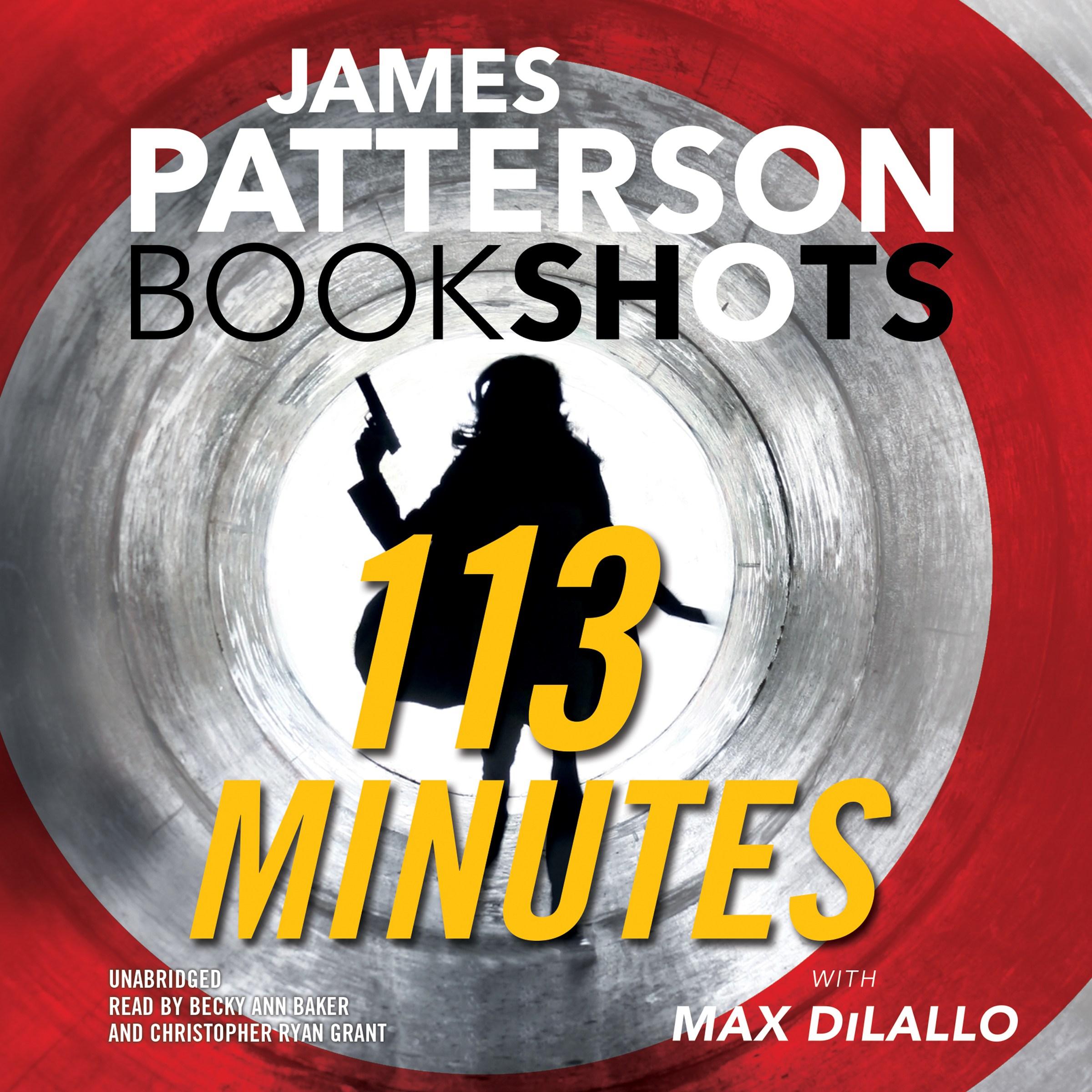 Printable 113 Minutes: A Story in Real Time Audiobook Cover Art