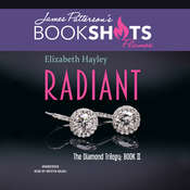 Radiant: The Diamond Trilogy, Book II Audiobook, by Elizabeth Hayley