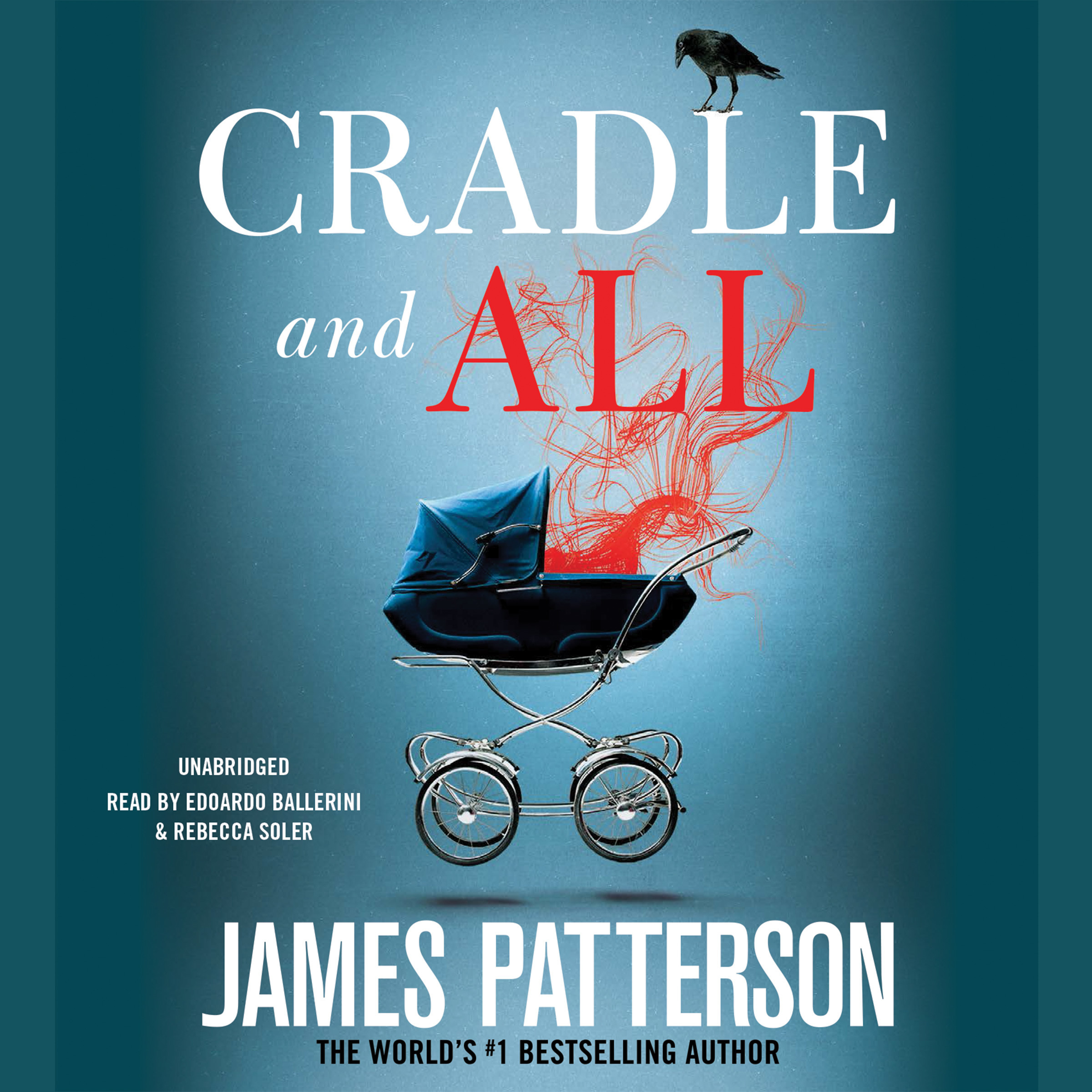 Printable Cradle and All Audiobook Cover Art