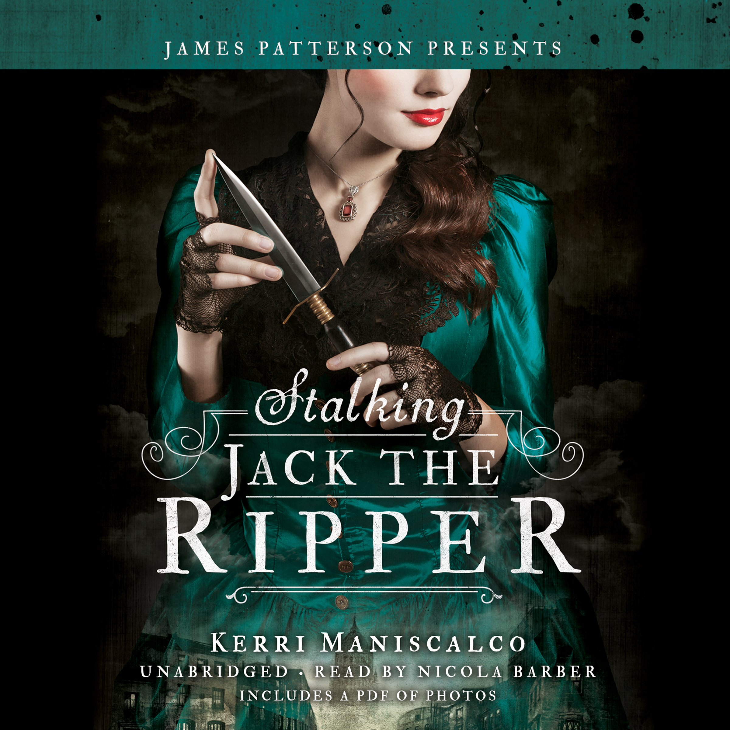 Printable Stalking Jack the Ripper Audiobook Cover Art