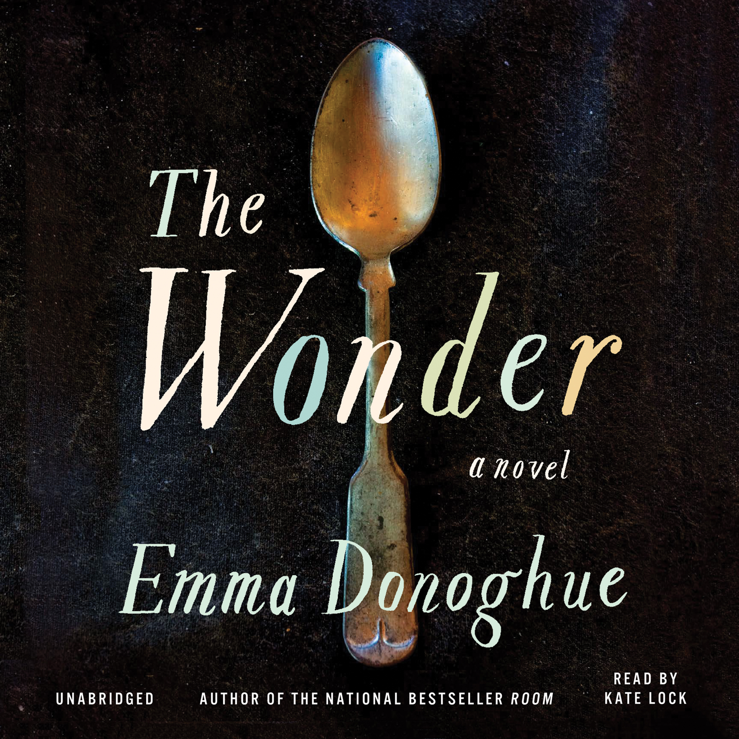 Printable The Wonder Audiobook Cover Art