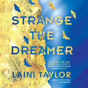 Strange the Dreamer Audiobook, by Laini Taylor