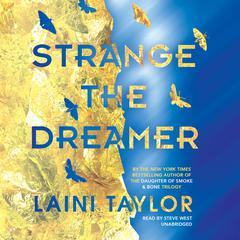 Strange the Dreamer Audiobook, by Laini Taylor