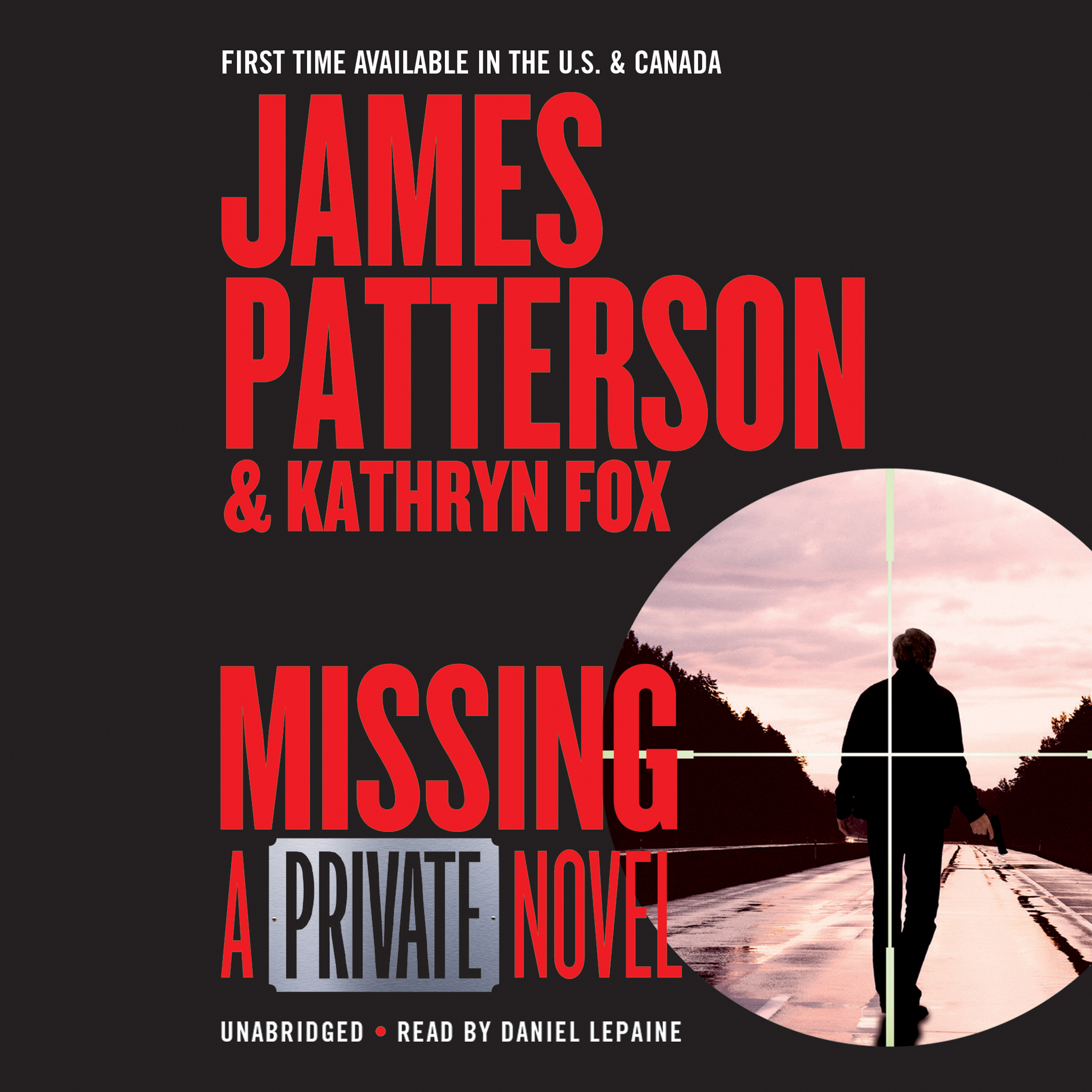 Printable Missing: A Private Novel Audiobook Cover Art