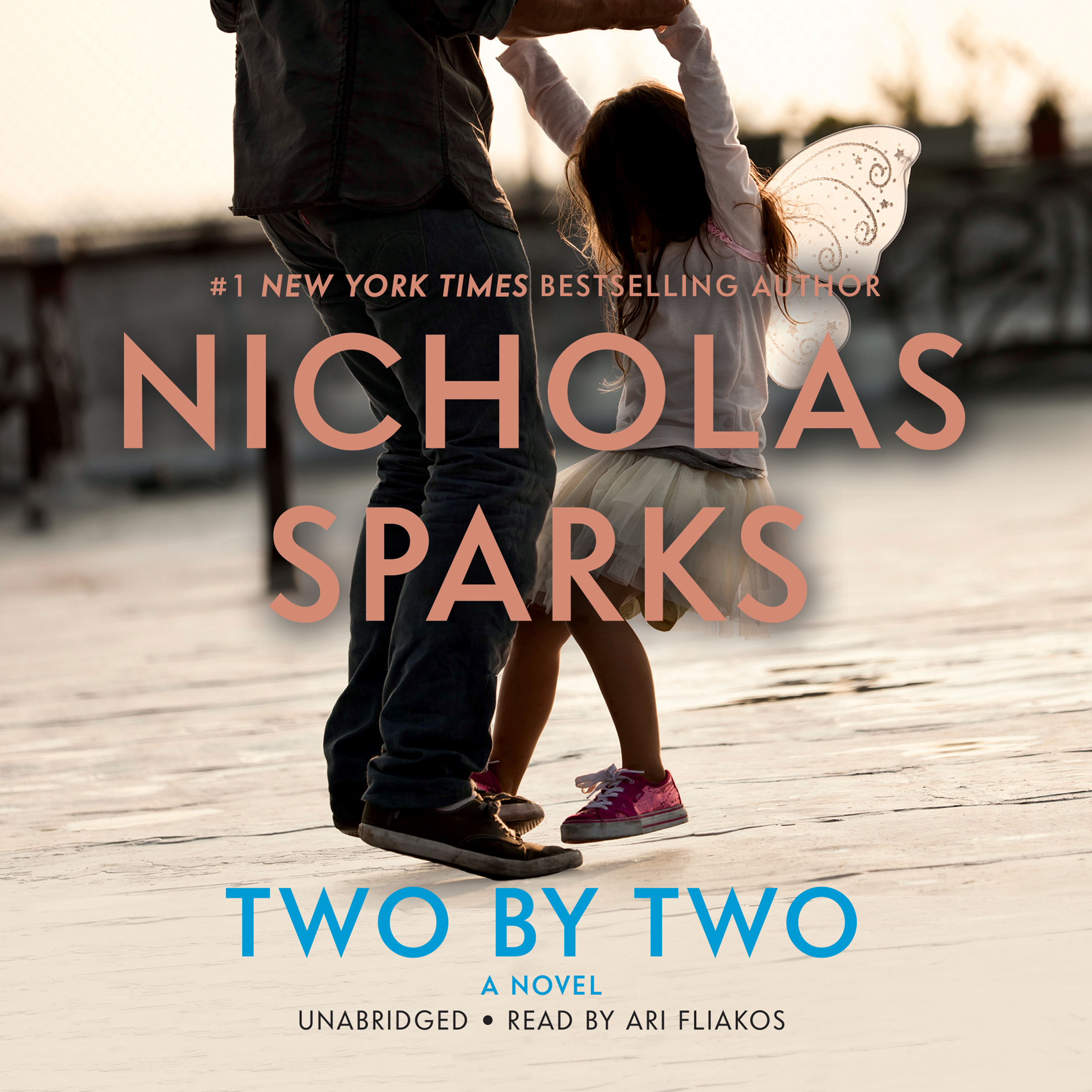 Printable Two by Two Audiobook Cover Art