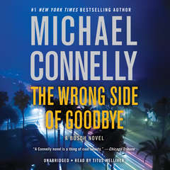 The Wrong Side of Goodbye Audiobook, by