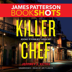 Killer Chef Audiobook, by James Patterson