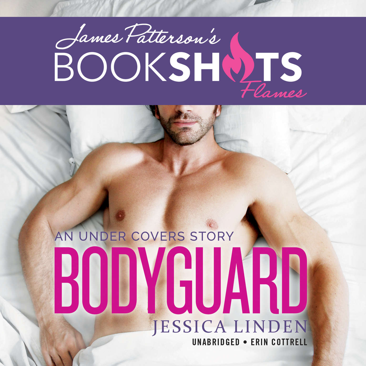 Printable Bodyguard: An Under Covers Story Audiobook Cover Art