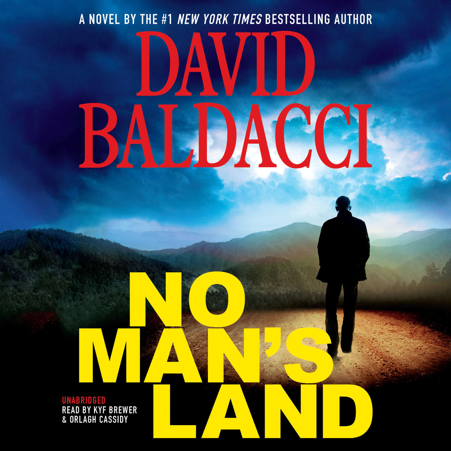 Printable No Man's Land Audiobook Cover Art