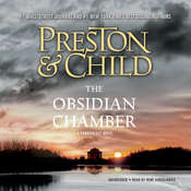 The Obsidian Chamber Audiobook, by Douglas Preston