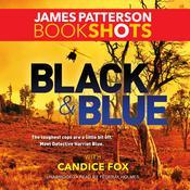 Black & Blue Audiobook, by James Patterson