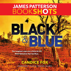 Black & Blue Audiobook, by James Patterson