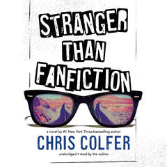 Stranger Than Fanfiction Audiobook, by Chris Colfer